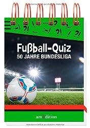 Fußball-Quiz: 50 Jahre Bundesliga