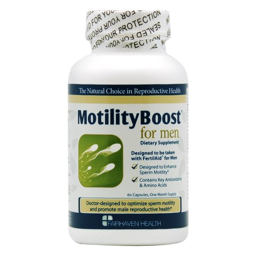 MotilityBoost para hombres