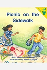 Early Reader: Picnic on the Sidewalk Paperback