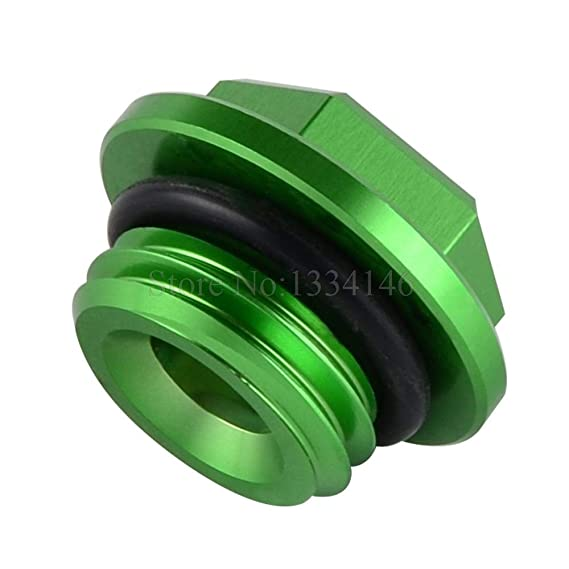 Amazon.com: Oil Filler Cap for Kawasaki Ninja 400R 400 600R ...