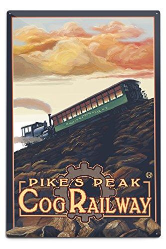 pikes peak sign - 1