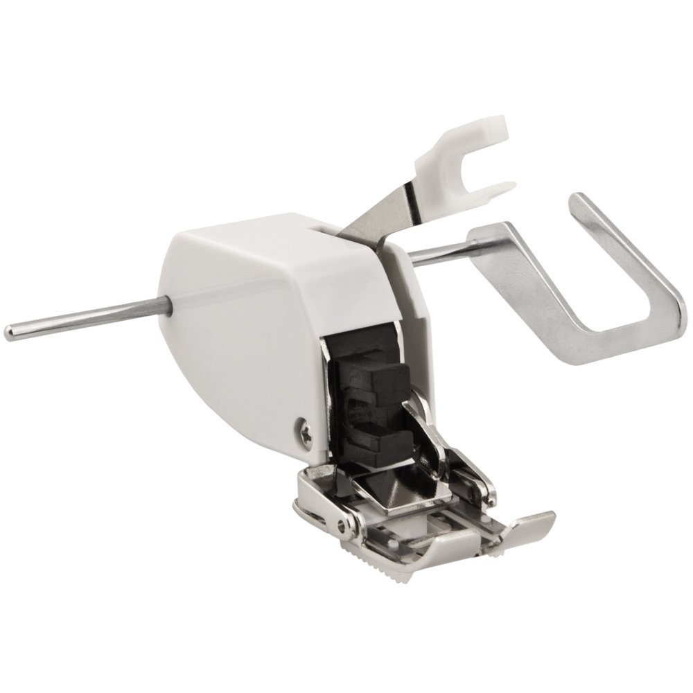 Simplicity Brother Elna sewing machines and More! Necchi Sew Perfect Even Feeding Walking Foot w// Guide for All Low Shank Singer* New Home Juki White Babylock Euro-Pro Janome
