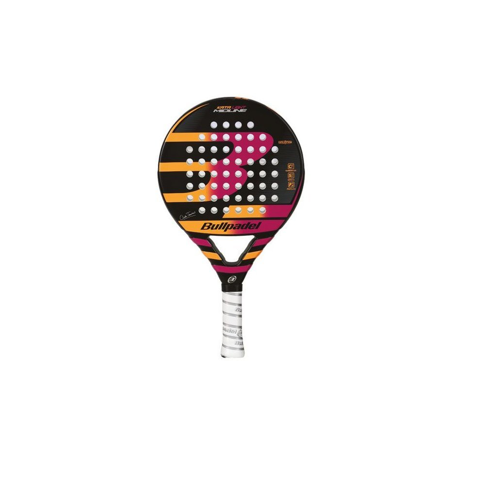 Pala de pádel de Mujer Kata Light 17 Bullpadel: Amazon.es ...