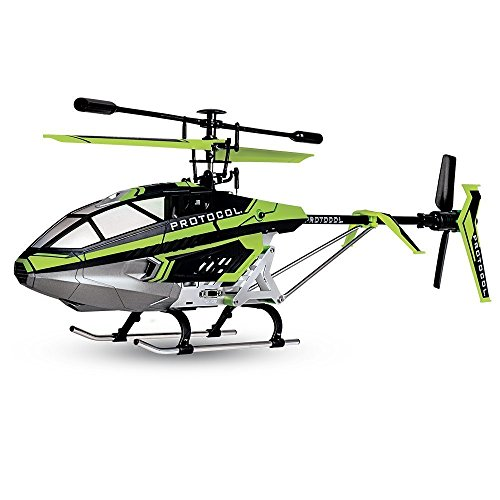 Protocol – Our BEST Copter – Predator SB – Large Outdoor Helicopter – 3.5 Channel Remote Control