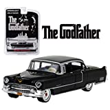 GreenLight The Godfather (1972)-1955 Cadillac Fleetwood Series 60 Special (164 Scale) Vehicle