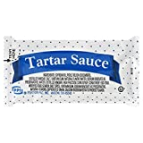 Portion Pack Tartar Sauce, 0.42-Ounce Single Serve Packages (Pack of 200)