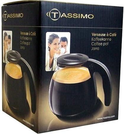 Bosch - Jarra de vidrio para cafeteras Tassimo: Amazon.es: Hogar