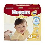 Huggies Little Snugglers Step 2 Economy Plus- 186 Count