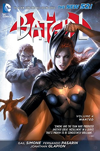 Batgirl Vol. 4: Wanted (The New 52) by DC Comics