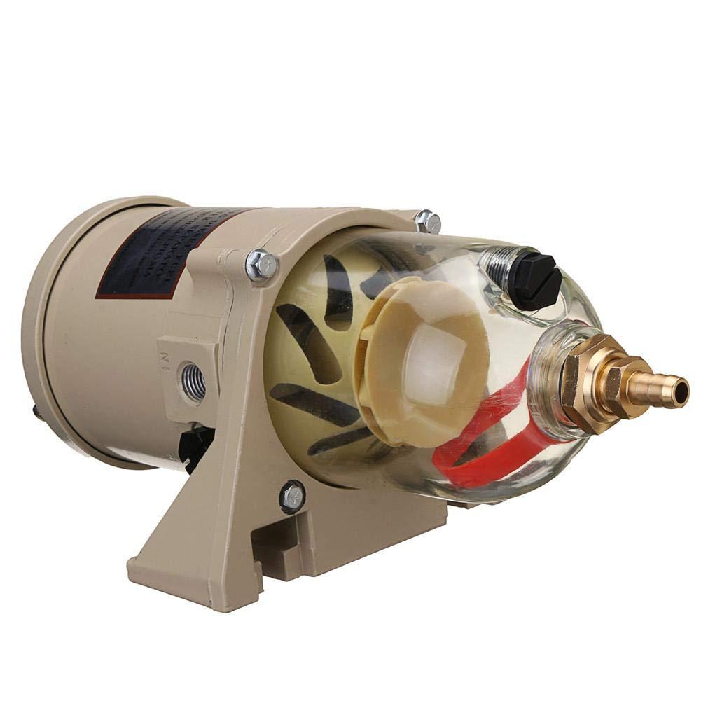 Sroomcla 500FG 500FH Marine Marine Diesel Diesel Filtre Filtre /À Essence S/éparateur deau Boulon Anneau