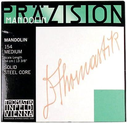 Thomastik Cuerdas para Mandolina juego tensión medium con lazo ...