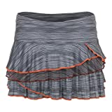 Lucky In Love Spaced Out Active Fit Zion Rally Skirt (Large)