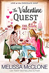 The Valentine Quest (Love at the Chocolate Shop Book 5)