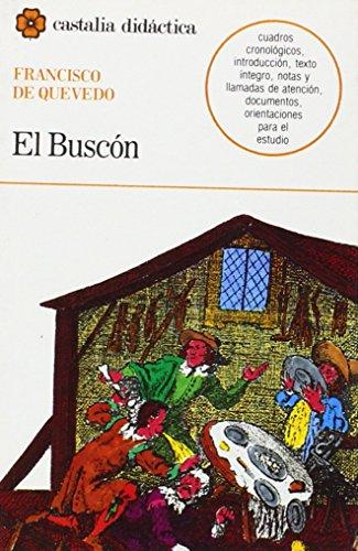 El Buscón. (CASTALIA DIDACTICA)