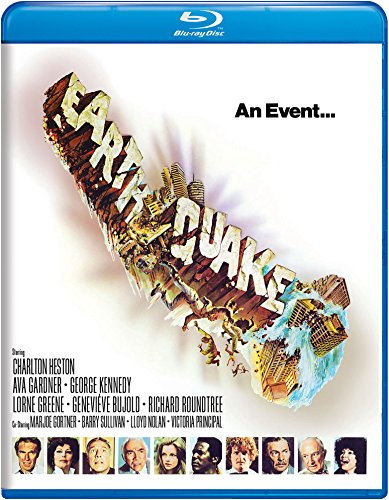 Earthquake  Blu Ray