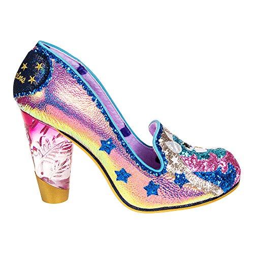 Irregular Choice Lady Misty Unicorn High Heels Size 7