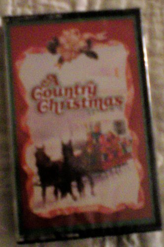 A Country Christmas -- Audio Cassette -- 22 Christmas Carols and Hymns -- See Product Description for List of Songs