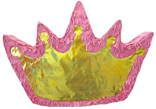 APINATA4U Pink & Gold Crown -