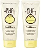 Sun Bum Cool Down Hydrating After Sun , 3oz Tube, Hypoallergenic