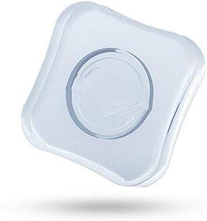xiaozhifu Nano Casual Paste Strong Viscosity Anti-Slip PU Material Universal Reusable Pad,Phone Holder Mount Nano Magic Sticker Square+Carré