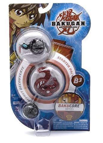 BakuCore Bakugan Battle Brawlers Series Starter Pack -