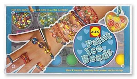 AlexおもちゃペイントIceビーズ1個SKU # 1831205MA
