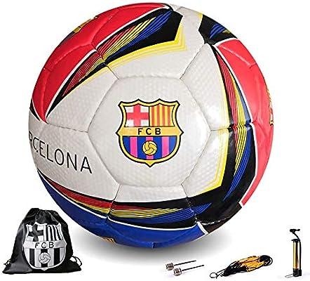 ADLIN FC Barcelona Messi Firma Nº 5, De Niños No.4 Fútbol ...