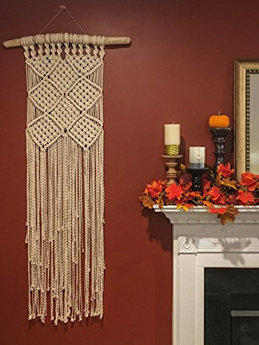Modern Trendy And Vintage Large Macrame Wall Hangings