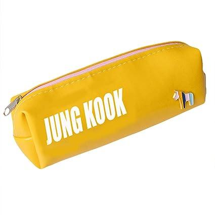 Provone Kpop BTS - Estuche para niños (poliuretano y ...
