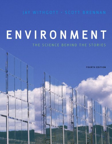 Environment: The Science behind the Stories Plus MasteringEnvironmentalScience with eText -- Access Card Package (4th Ed