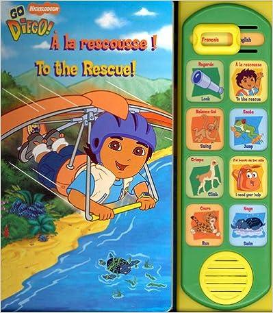 Téléchargez le livre sur ipod DIEGO A LA RESCOUSSE 280069775X PDB