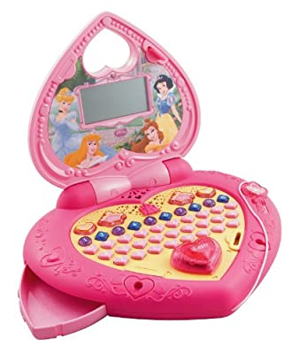 VTech - Disney Princess - Magical Learning Laptop by V Tech