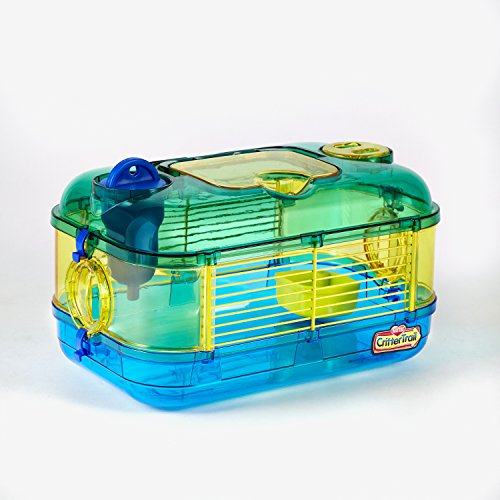 Kaytee CritterTrail Carry & Go Travel Habitat