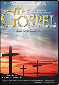 The Gospel According to St. Matthew [Import]