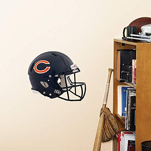 NFL Chicago Bears Fathead Helmet Decal