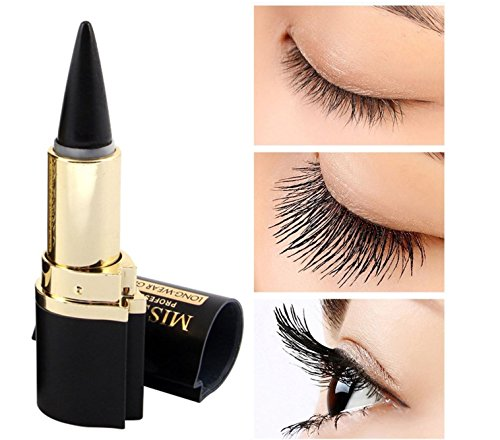 1Pc Black Waterproof Eyeliner Paste Eye Liner Pen Pencil Matte Gel Makeup Beauty by ()