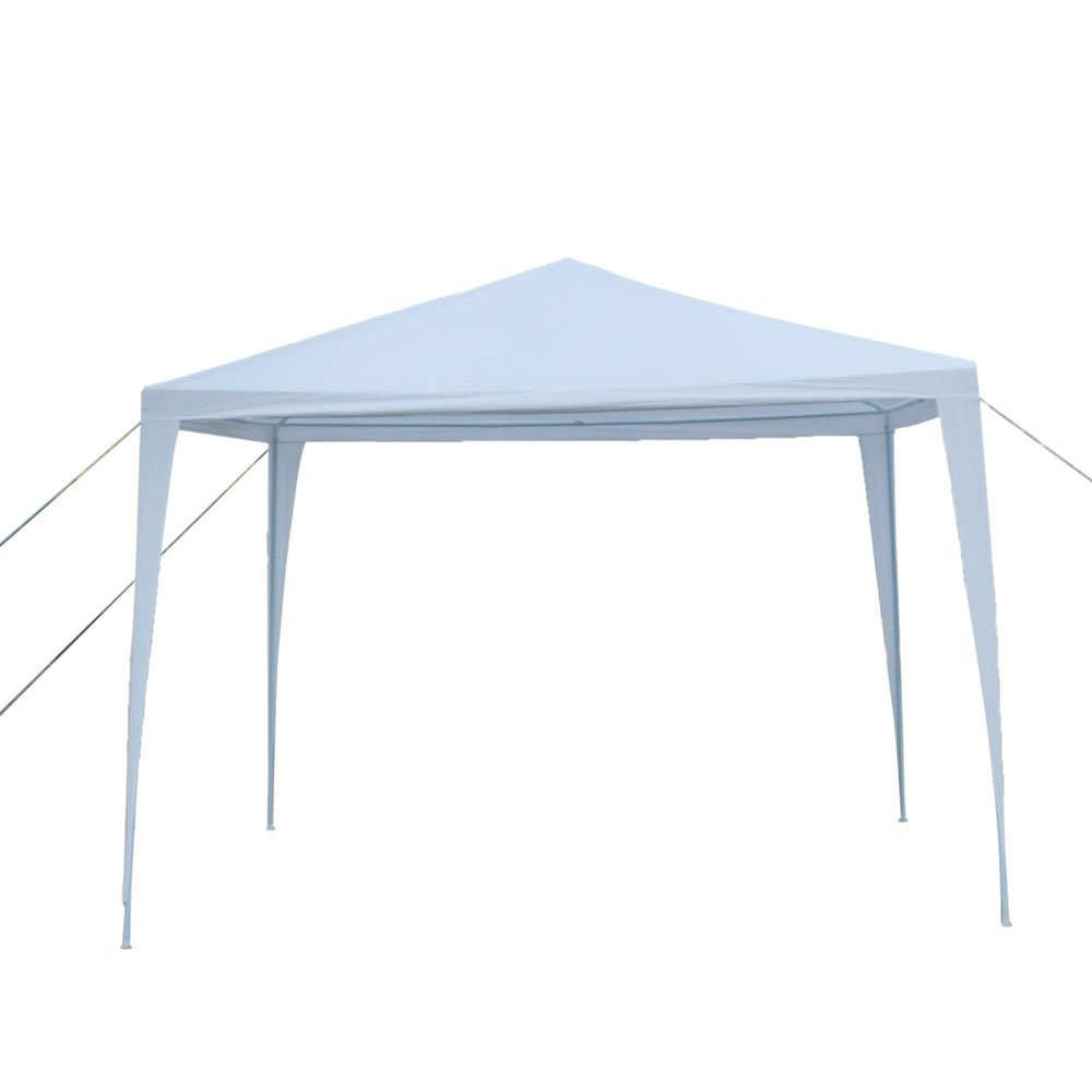 Senrob Canopy Tent Outdoor Beach Wedding Party Car Activity Event White Removable (10' x 10'(14.3 lbs)) by Senrob (Image #1)