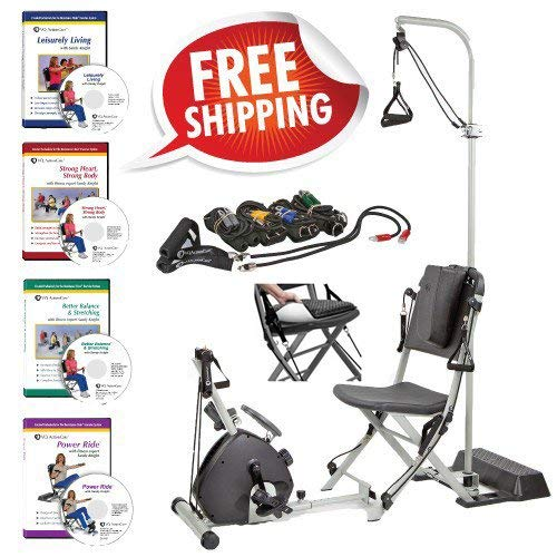 Resistance Chair Super Pack – Includes Everything You Need for Resistance Chair