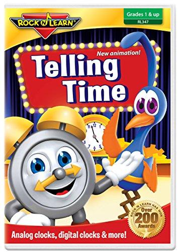 DVD : Telling Time (DVD)
