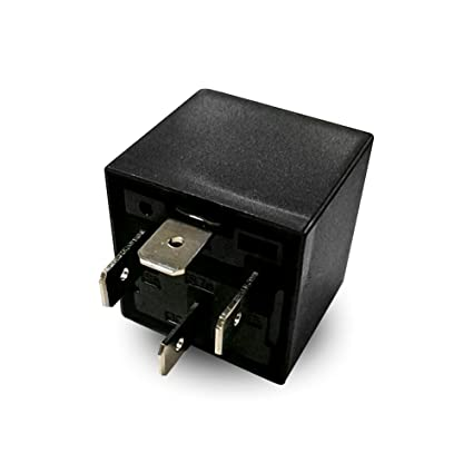 Amazon.com: 12 Volt 4 Pin SPDT Automotive Relay 30A/40A NO 12V (40 on 40 amp relay, 4 prong relay, 5 pin 12 volt relay, 12 volt 30 amp relay, 12 volt latching relay, wire 12 volt relay, 12 volt 50 amp relay, yl 388 s relay, 4 pole 12v relay, 60 amp 12 volt relay, 12v 30a relay, 24 volt relay, 4 pin 28 volt relay,