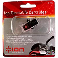 Ion iCT04 Turntable Cartridge Replacement with Stylus