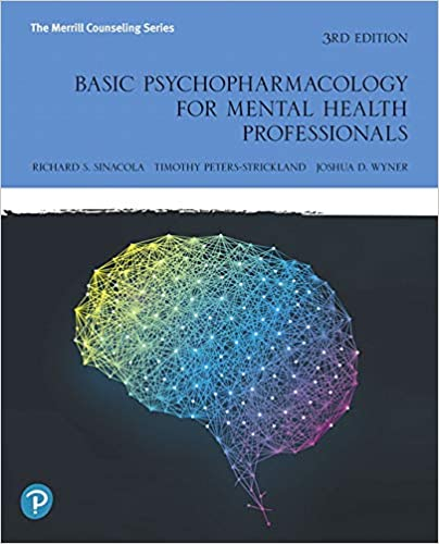 Basic Psychopharmacology for Mental Health Professionals, 3rd Edition [Richard S. Sinacola]