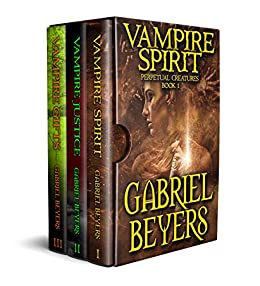 Perpetual Creatures Boxset: Books 1-3 by [Beyers, Gabriel]