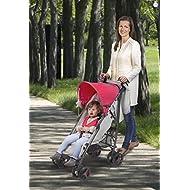 Baby Cargo Series 50 Deluxe Lite Baby Stroller Bundle Pink
