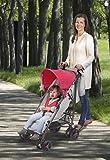 Baby Cargo Series 50 Deluxe Lite Baby Stroller Bundle/Pink