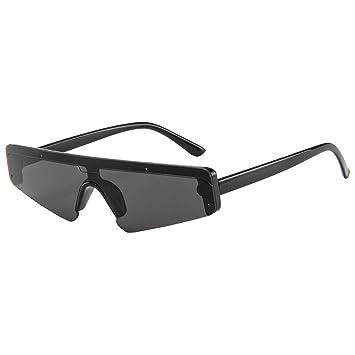 ALLTA 2019 Gafas de Sol Unisex cuadradas con Montura pequeña ...