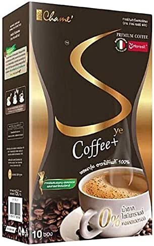 CHAME' SYE COFFEE PLUS DIET WEIGHT LOSS SLIMMING & BALANCE IN BODY HEALTHY