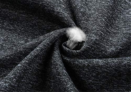 Asciugatura Asciugatura Asciugatura Cappuccio Rapida ad Zdh1676 Giacche Primavera Black Nero Army Army Army Army con Karmder Giacche Giacche Uomo Casual Cappotto Antivento Grigio EZ45wqnxa