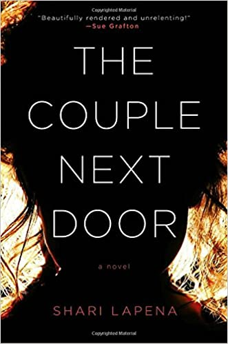 Image result for the couple next door book