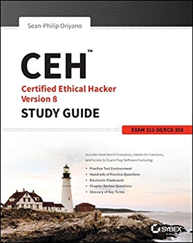 ceh certified ethical hacker version 8 study guide oriyano rh amazon com ceh certified ethical hacker study guide v8 pdf ceh certified ethical hacker study guide v8 pdf